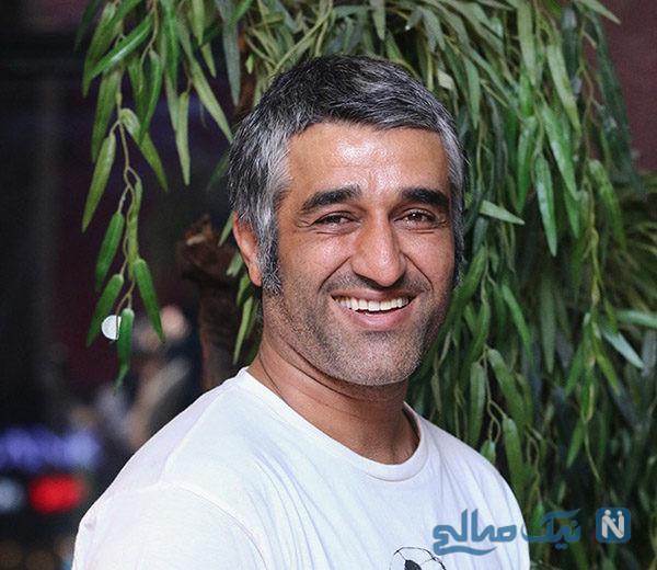 جشن تولد پژمان جمشیدی در اکران فیلم ایده اصلی +تصاویر