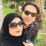 صبا راد و همسرش در آرامگاه شمس تبریزی در خوی +تصاویر