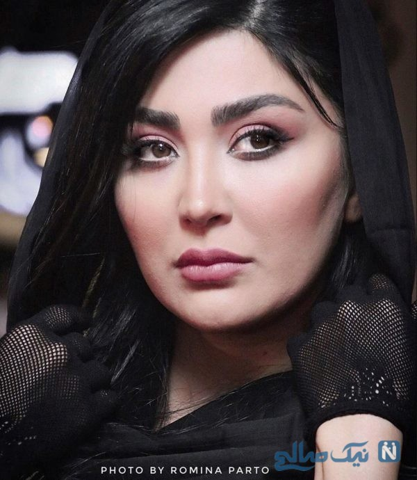 مریم معصومی بازیگر جوان