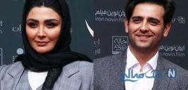 تیپ جنجالی چهره های ایرانی در اکران خصوصی فیلم سینمایی هزارتو +تصاویر