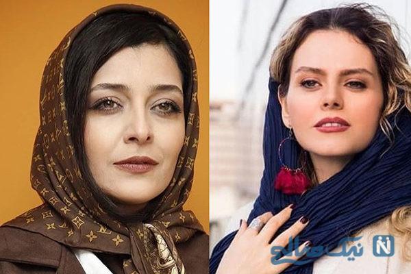 هنرمندان مشهور در اکران های مردمی فیلم هزارتو از غزال تا ساره