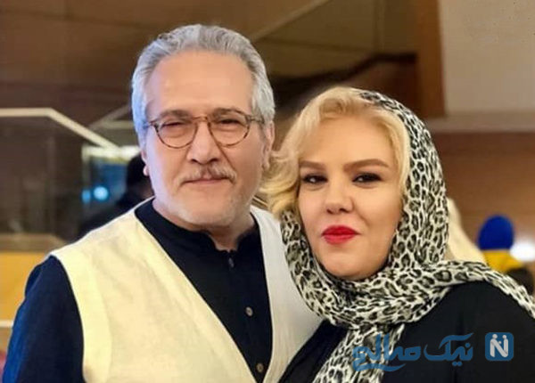 سی و هشتمین سالگرد ازدواج افسانه چهره آزاد و همسرش +تصاویر
