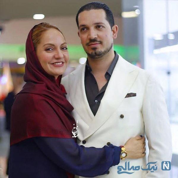 طلاق مهناز افشار