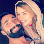 تولد سمانه پاکدل و دلنوشته متفاوت هادی کاظمی برای تولد همسرش +تصاویر
