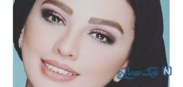عکس های سیما خضرآبادی بازیگر سریال پناه آخر به عنوان مدل