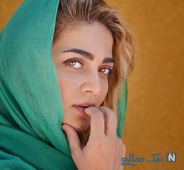 عکس های عارفه معماریان بازیگر جوان سریال مانکن