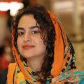 مهرنوش ستاری بازیگر جوان نقش رعنا در سریال ستایش