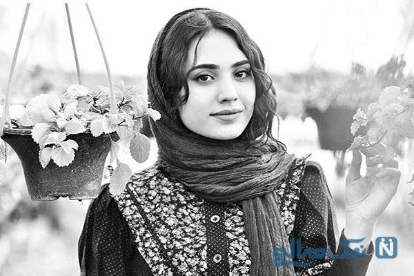 عکس های نگار جوکار بازیگر جوان نقش لیلا در سریال ستایش