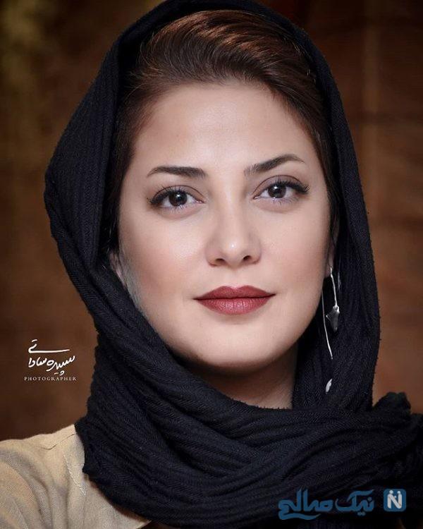 طناز طباطبایی بازیگر ایرانی