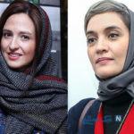 تیپ زیبای بازیگران معروف کشورمان در نمایشگاه قصه های سیدبار