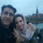 درگذشت مجید اوجی تهیه کننده معروف و همسر فلورا سام و واکنش ها به درگذشت وی