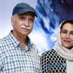 محمود پاک نیت و مهوش صبرکن بازیگران ایرانی و راز ۴۰ ساله یک زندگی عاشقانه