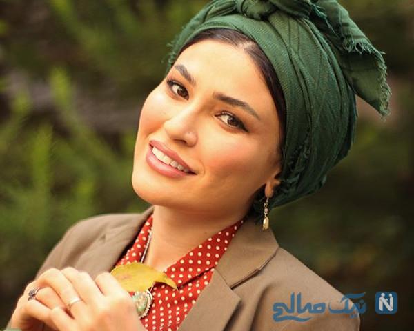 استایل زیبای شیوا طاهری و همسرش در مکان های مختلف