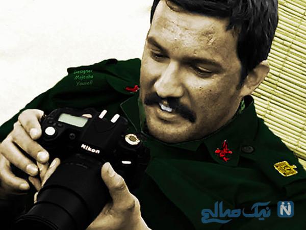 حامد بهداد بازیگر جوان