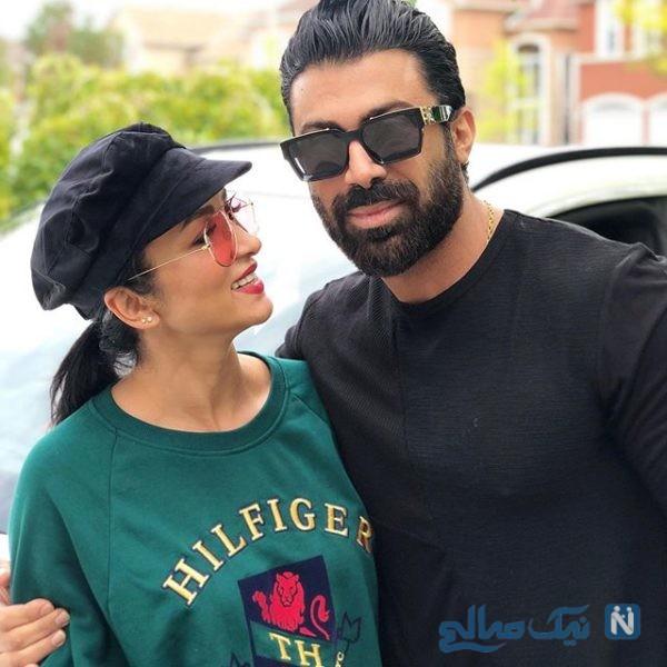 محسن میری همسر روناک یونسی