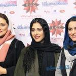 چهره های مشهور سینمایی در اکران خصوصی فیلم خداحافظ دختر شیرازی