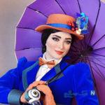 رقص و جادوگری بهنوش طباطبایی در تئاتر موزیکال مری پاپینز در تهران