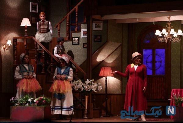 تئاتر موزیکال مری پاپینز