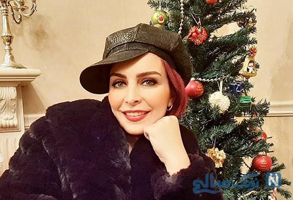تبریک سالروز میلاد مسیح به سبک چهره های مشهور ایرانی از گلشید تا سحر
