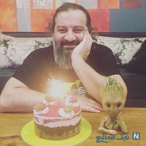 تولد مهراب قاسم خانی