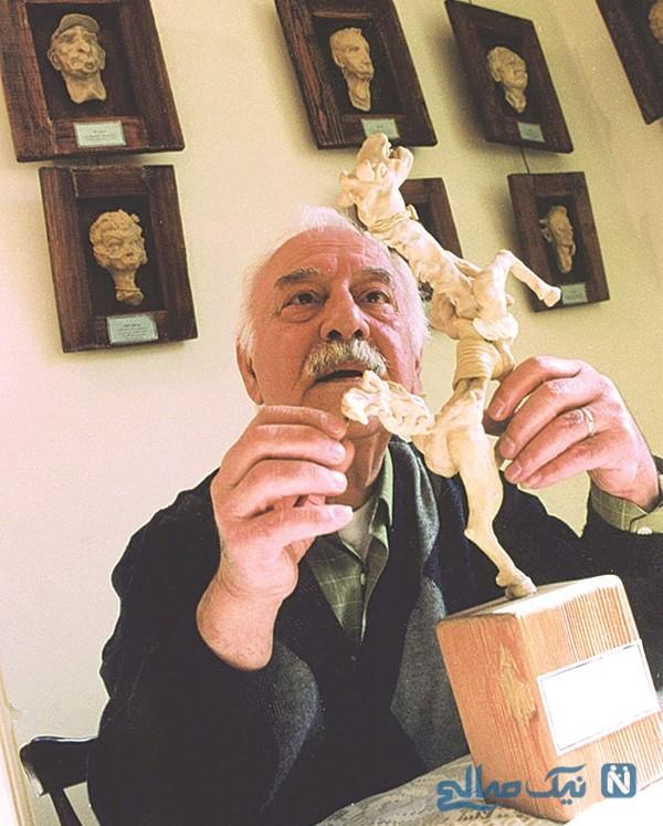 درگذشت نصرت کریمی