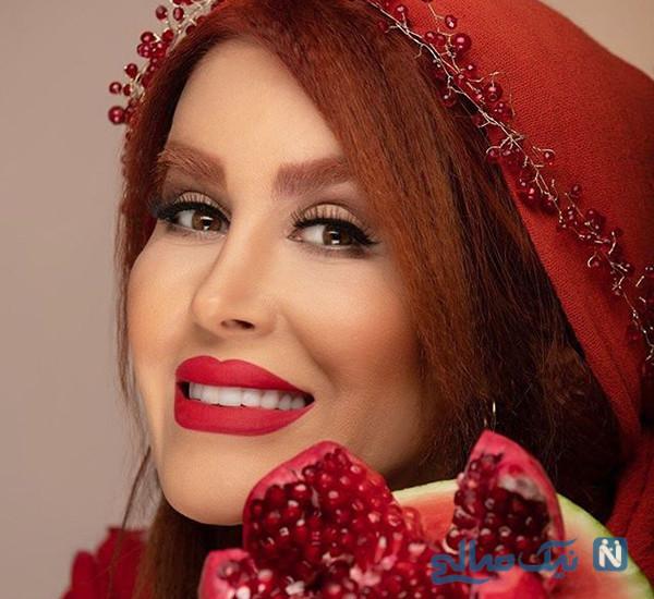 متفاوت ترین شب یلدای هنرمندان ایرانی از شب یلدای نیلوفر تازه عروس تا فرزندان هادی