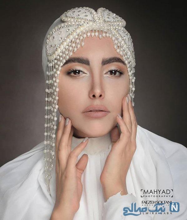 مدلینگ ساناز طاری