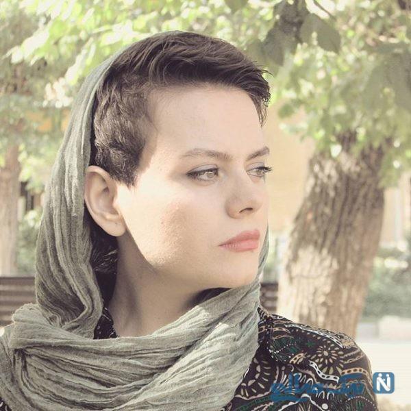 غزال نظر بازیگر