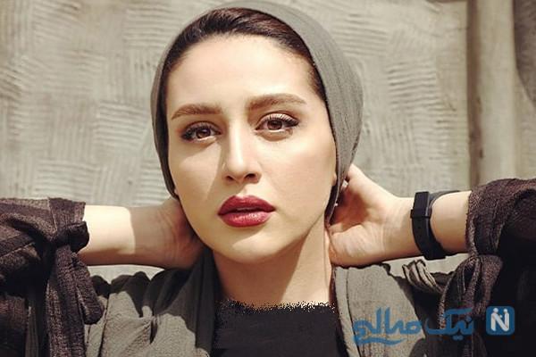 عکس های میترا رفیع بازیگر نقش مه لقا در سریال از سرنوشت