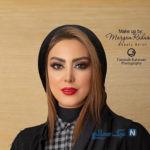 عاشقانه های نیلوفر شهیدی بازیگر جوان سینما در طبیعت زیبای پاییزی