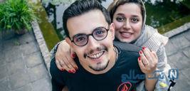 هشتمین سالگرد ازدواج امیر کاظمی و همسرش مهتاب محسنی
