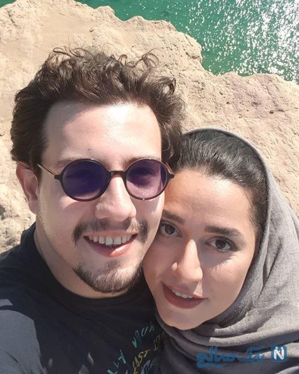 سالگرد ازدواج امیر کاظمی