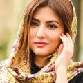 عکسهای سمیرا حسینی بازیگر کشورمان در یک آتلیه