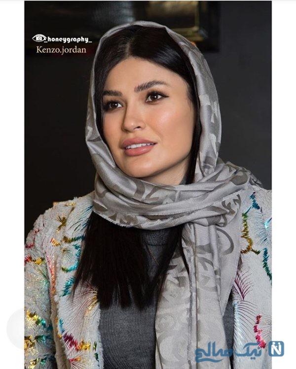 مدلینگ شیوا طاهری