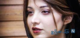 مدل لباس های روشنک گرامی بازیگر جوان در مجموعه زمستانه یک برند
