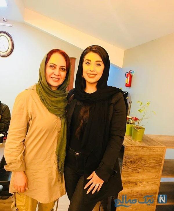مرضیه موسوی بازیگر