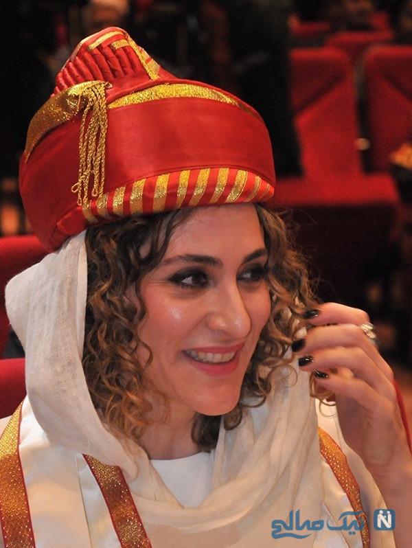 ویشکا آسایش در جشنواره فیلم