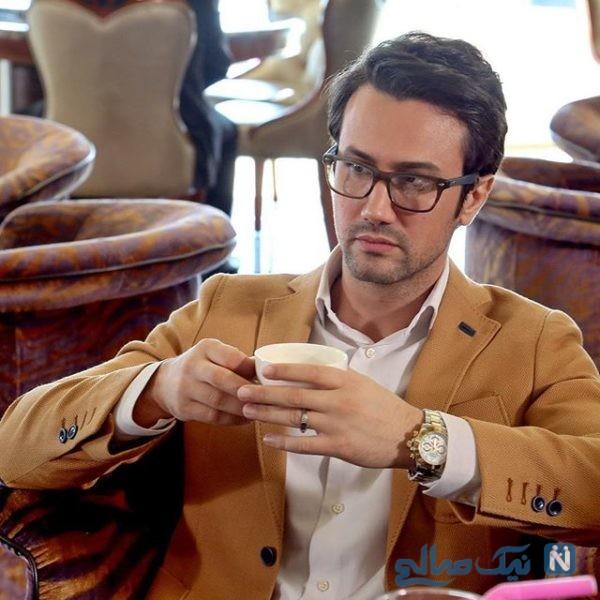 گفتگوی متفاوت با شاهرخ استخری بازیگر جوان از کسب و کار و هنر تا خانواده اش