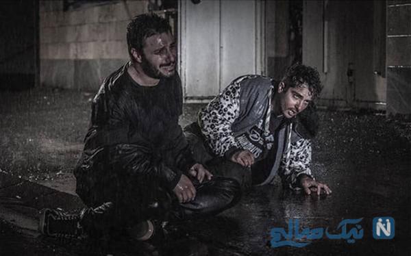جواد عزتی در جشنوار فجر