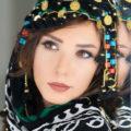عکس های مدلینگ شهرزاد کمال زاده برای یک سالن زیبایی