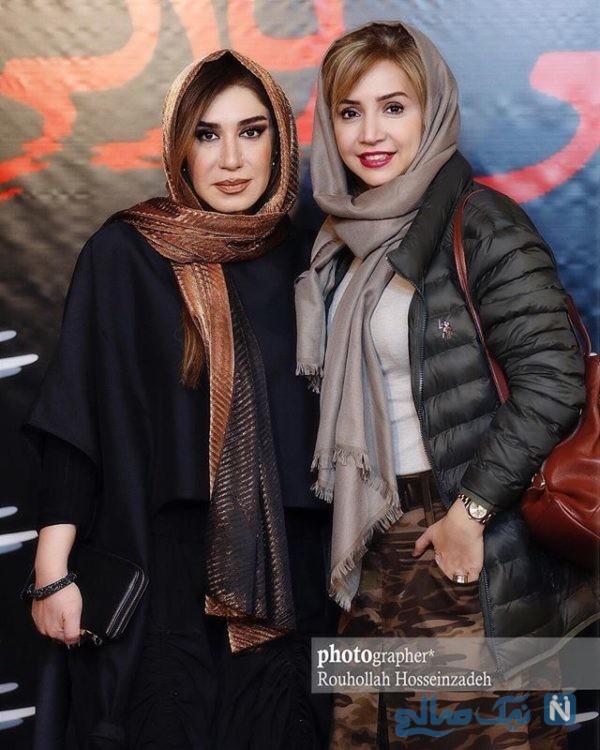 شبنم قلی خانی و نسیم ادبی