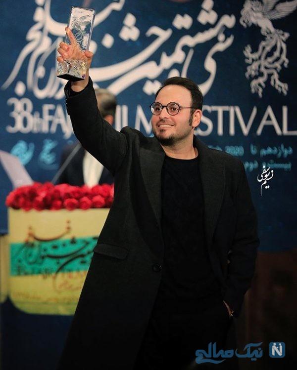 برگزیدگان جشنواره فیلم فجر 98