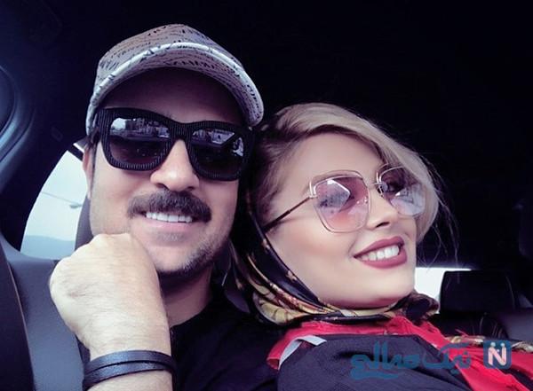 همه چیز درباره احمد مهران فر و همسرش حبس کشیده سریال پایتخت ۶