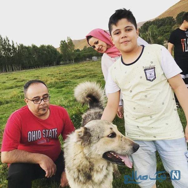 درگذشت علی ابوالحسنی