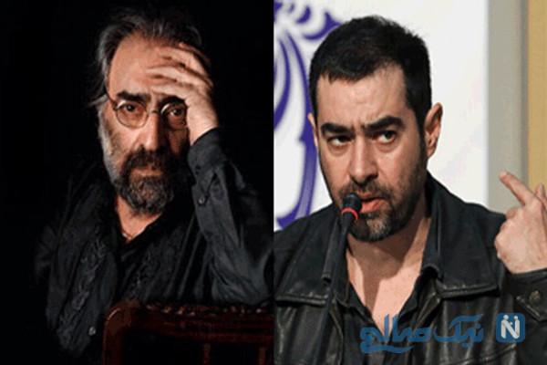 شهاب حسینی و مسعود کیمیایی