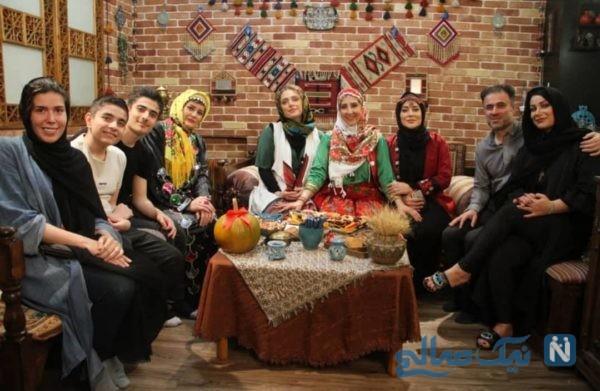سری جدید شام ایرانی در هفته دوم سال 99 از آشا تا نگین
