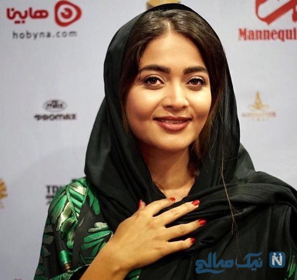 عارفه معماریان بازیگر پایتخت