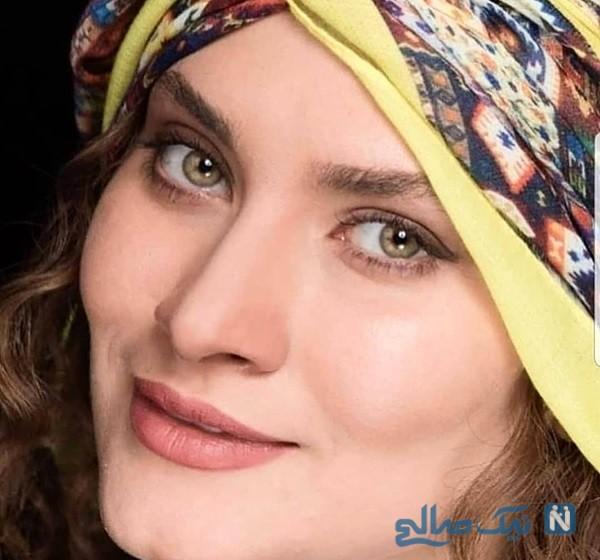 عکس های ساناز سعیدی بازیگر زیبای سریال طنز زیرخاکی