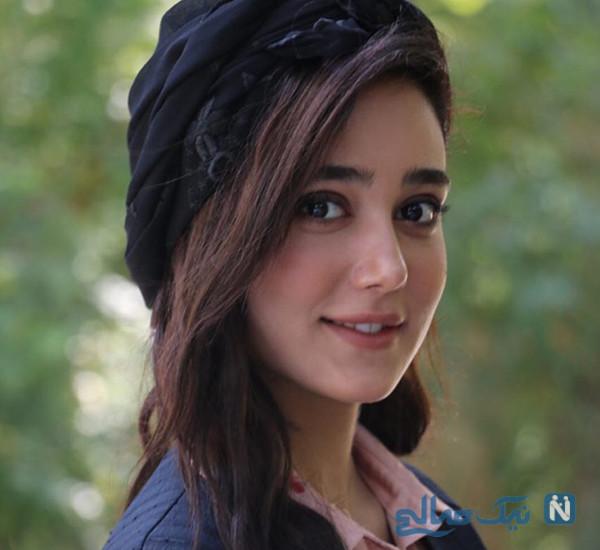 عکس های ساقی حاجی پور بازیگر نقش هدیه در سریال هم گناه