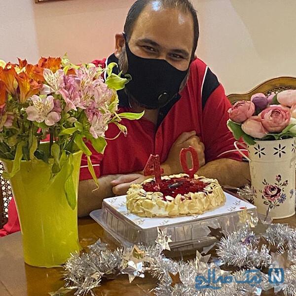 تولد رضا داودنژاد